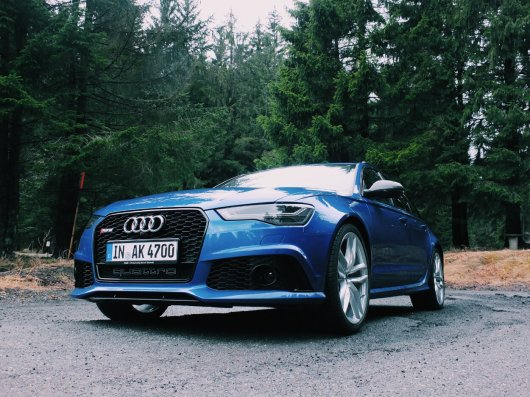 Review The Ritz-Carlton Wolfsburg Audis RS6 Performance