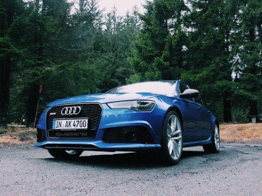Review The Ritz-Carlton Wolfsburg Audis RS6 Performance