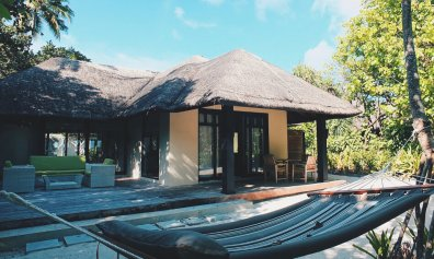 Review JA Manafaru Maldives Beach Suite Villa 1 Bedroom