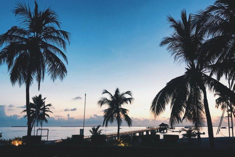 Review JA Manafaru Maldives Blue Hour