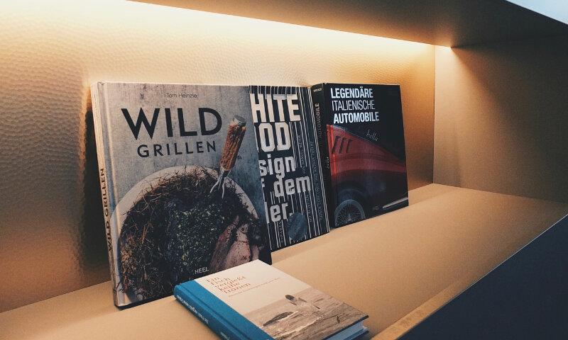 Hotel FourSide Braunschweig Bücherei Bücher Graff Buchhandel