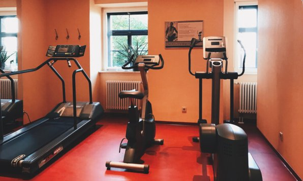 Review - Romantik Hotel Wartburg Fitnessraum