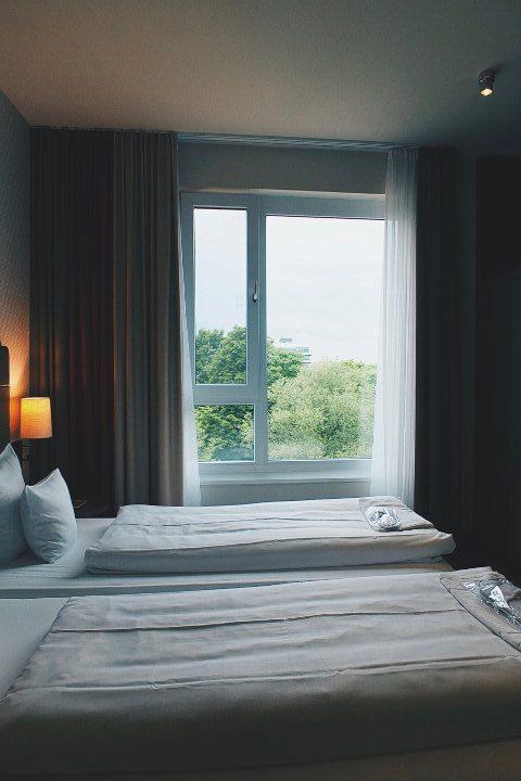 Review Steigenberger Parkhotel Braunschweig Schlafbereich