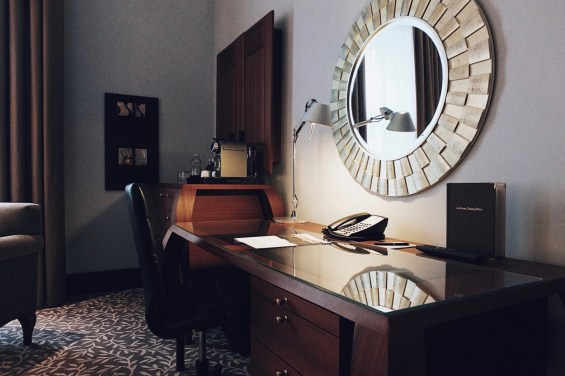 Badezimmer Club Zimmer The Ritz-Carlton Vienna travelwithmassi.com Review The Ritz-Carlton Vienna - Ritz-Carlton Wien Review