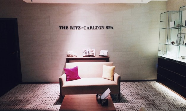 Spa Review The Ritz-Carlton Vienna - Ritz-Carlton Wien Review