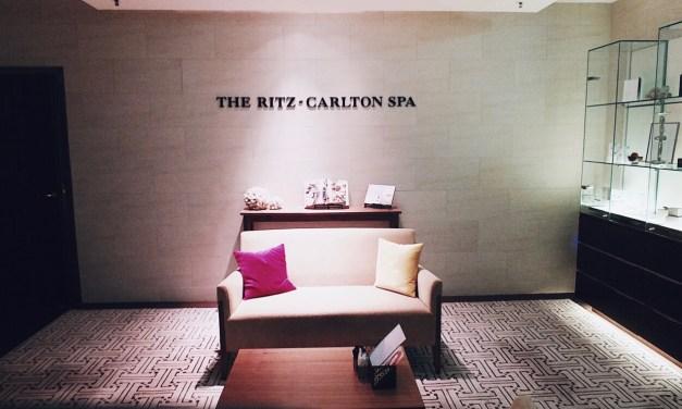 Spa Review The Ritz-Carlton Vienna - Ritz-Carlton Wien Review