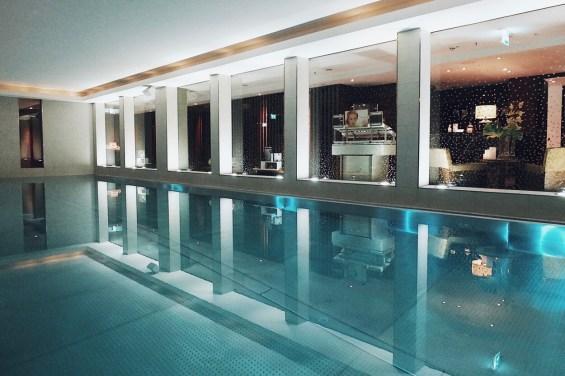 Pool Review The Ritz-Carlton Vienna - Ritz-Carlton Wien Review