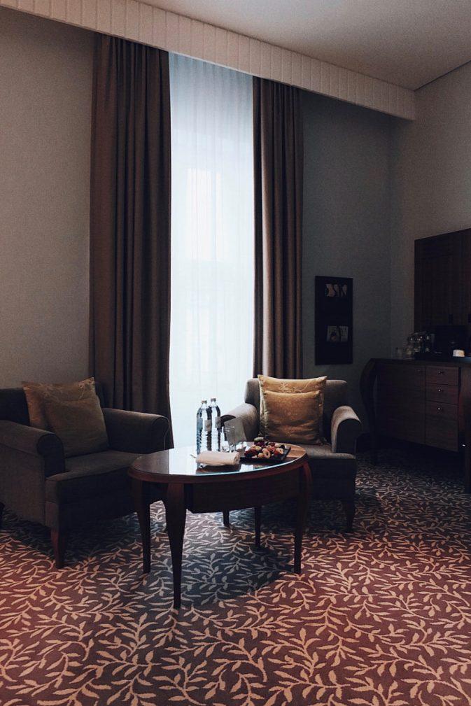 Club Zimmer The Ritz-Carlton Vienna travelwithmassi.com Review The Ritz-Carlton Vienna - Ritz-Carlton Wien Review