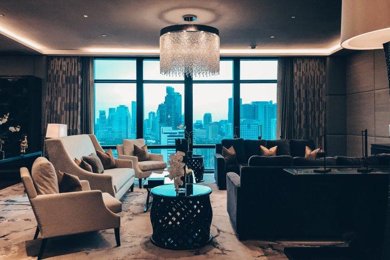 Hotel Review St. Regis Review St. Regis Bangkok Deluxe Room