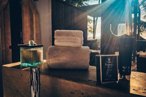 Review The Ritz-Carlton Koh Samui Pool Villa Badewanne