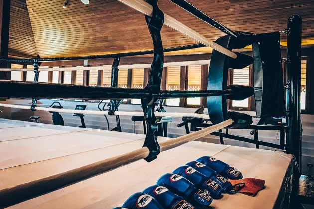 Review The Ritz-Carlton Koh Samui Fitness Gym