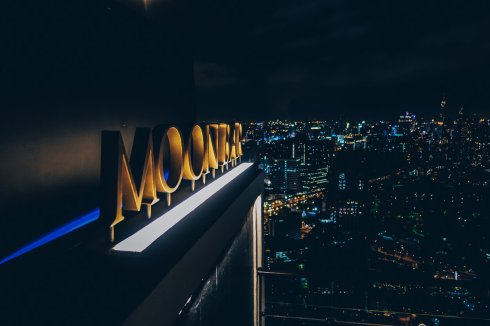 Review Banyan Tree Bangkok Moon Bar