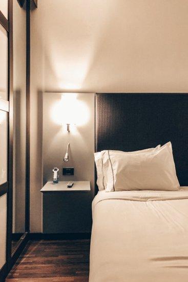 Review AC Hotel by Marriott Madrid Airport Doppelbett