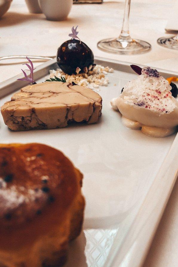Review Bülow Palais Dresden Dinner Restaurant Caroussel