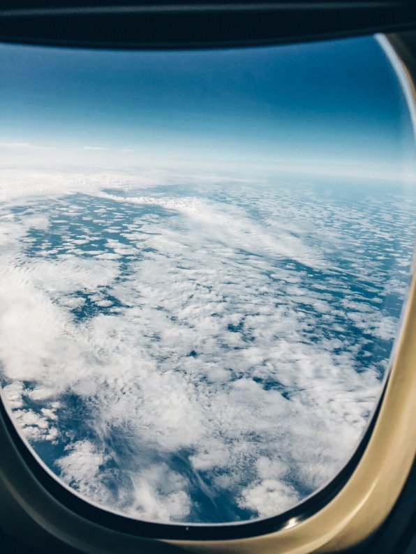 Review United Polaris Business Class Boeing 767 Ausblick