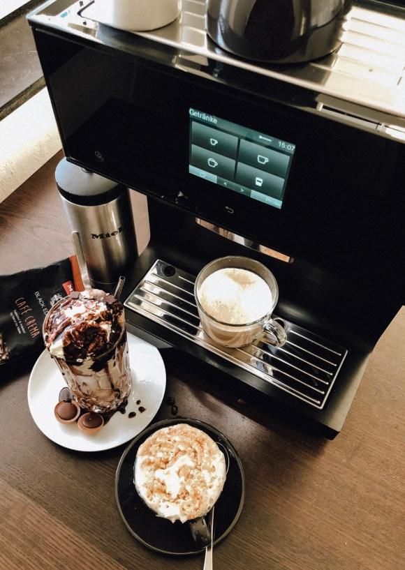 Produkttest Kaffeevollautomat Miele CM 7750