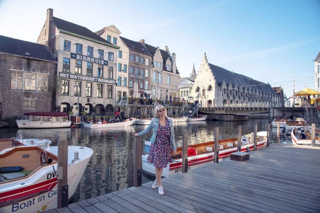 Instagram gids voor Gent: de meest instagrammable hotspots in Gent.