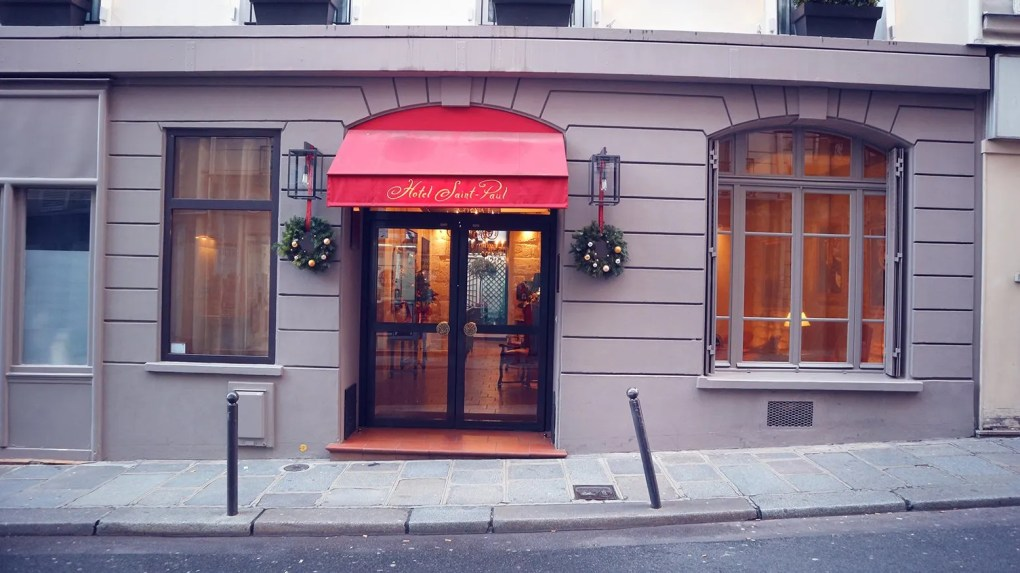 Staying in Hotel Saint Paul Rive Gauche**** | Paris |France