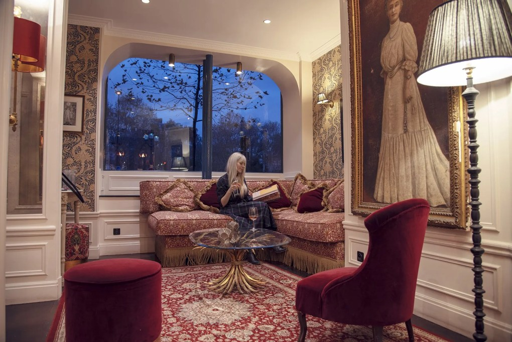 Staying at Hotel Maison Malesherbes****   Paris   France