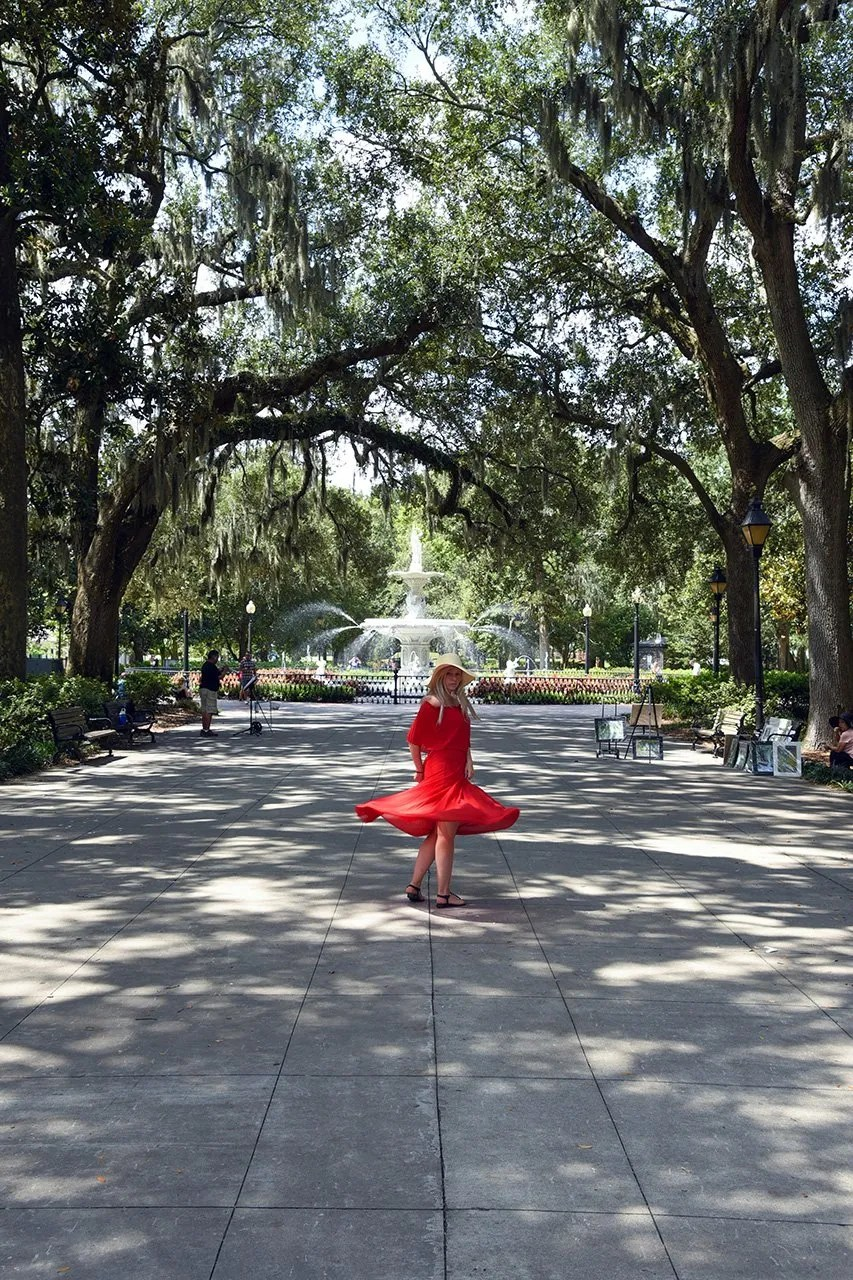 Forsyth Park | Savannah | Georgia | USA