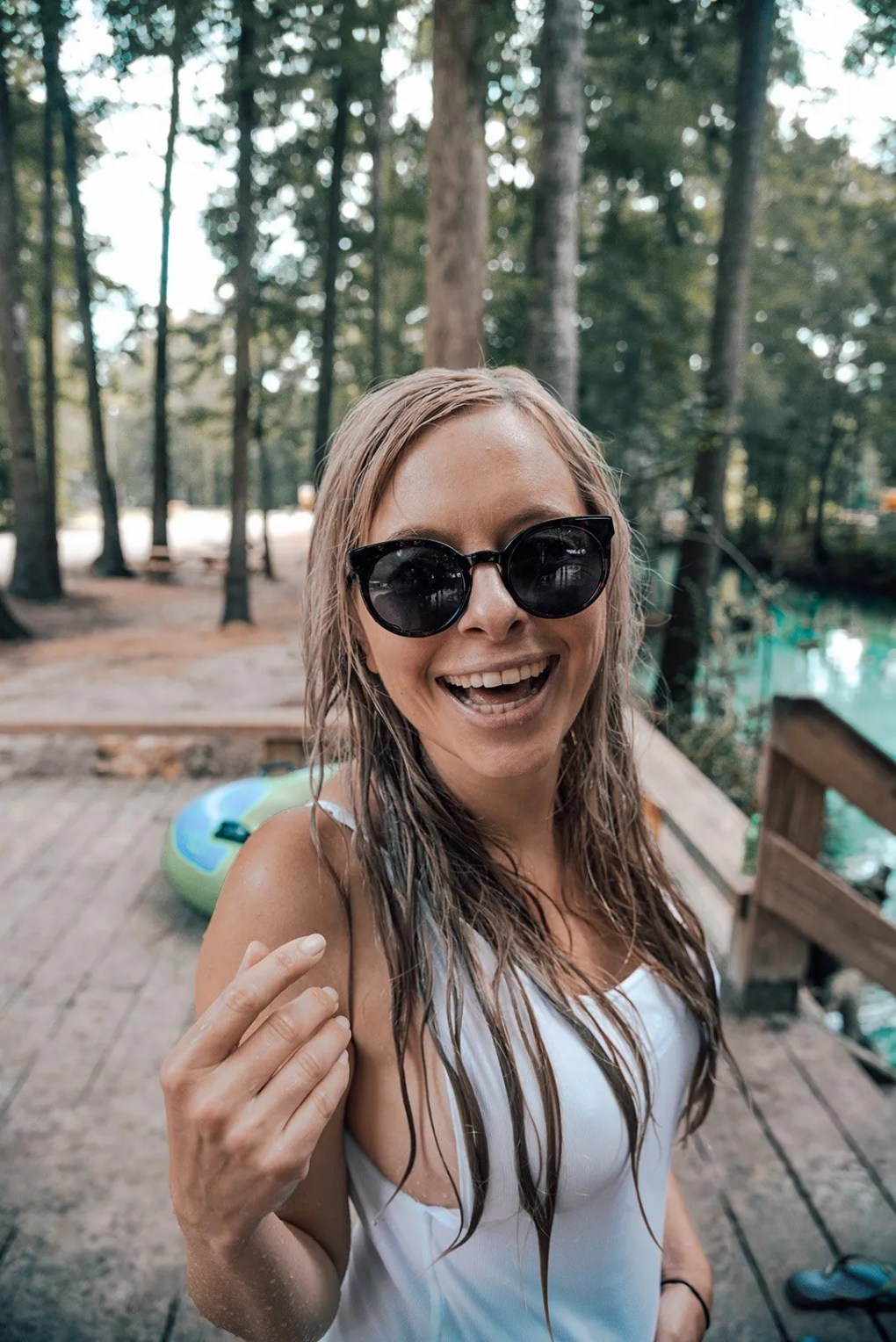 The perfect family trip to Ginnie Springs | Florida | USA