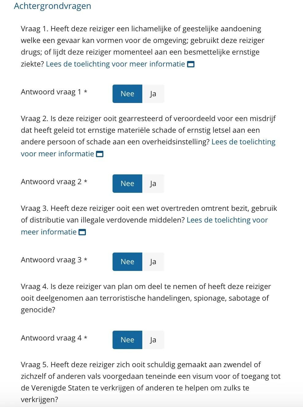Stap voor Stap een visum aanvragen voor de Verenigde Staten