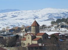 Discover Georgia in winters