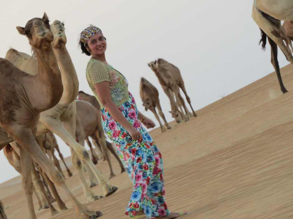 Tilal Liwa desert staycation