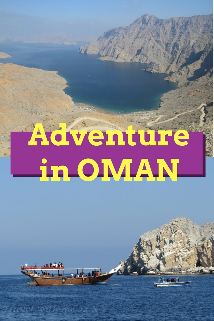 Adventures in OMAN