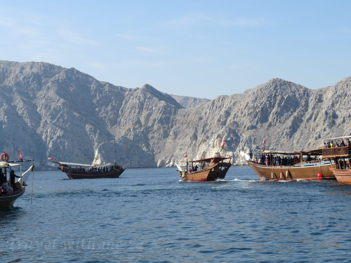 Long Weekend GETAWAY to KHASAB(OMAN) FROM DUBAI