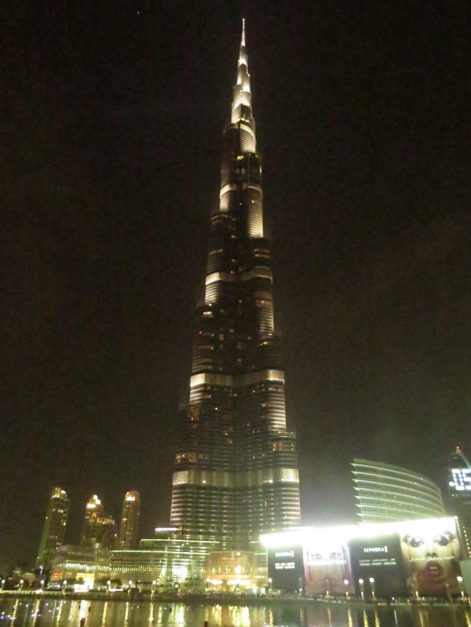 Feel like ROYALS in DUBAI