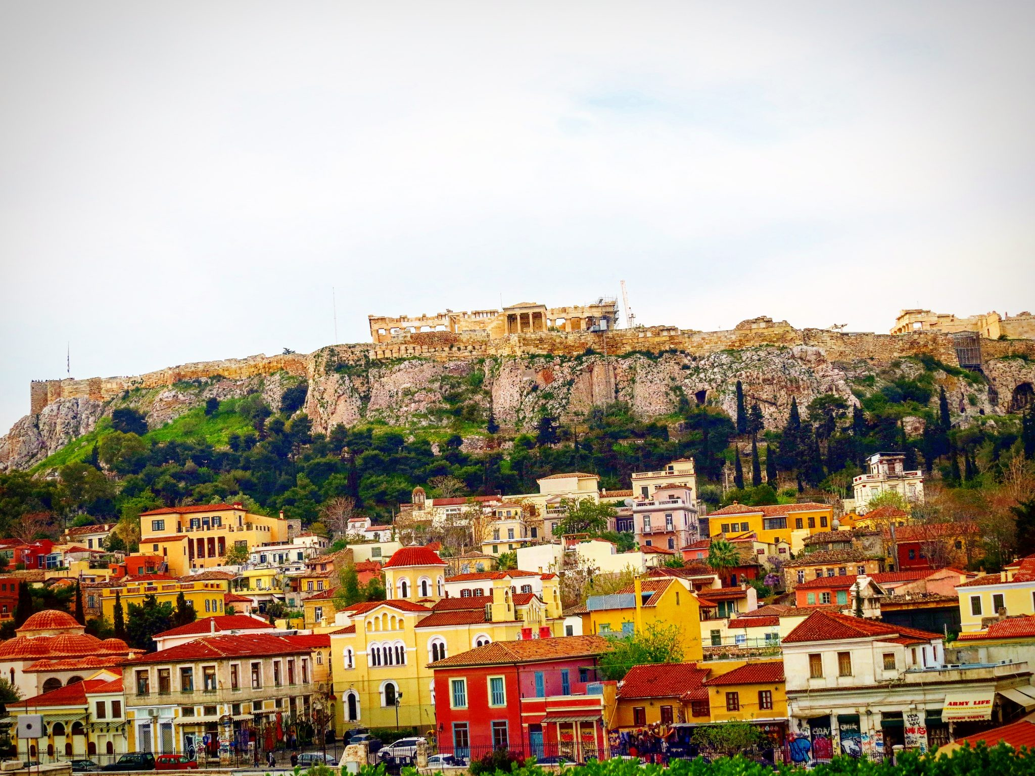 Where To Get Lost In HISTORICAL ATHENS – Travel With Me 24 X 7