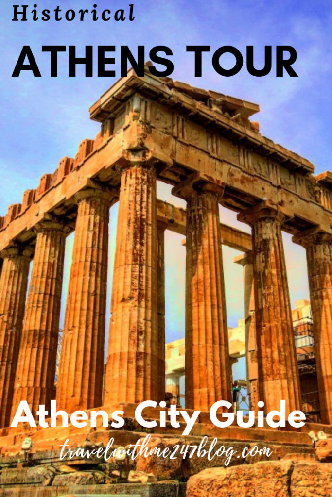 Historical Athens City Tour
