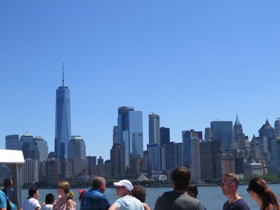 NewYork skyline