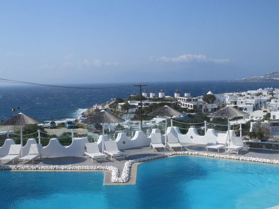 Reviews of Ilio Maris Hotel - Mykonos