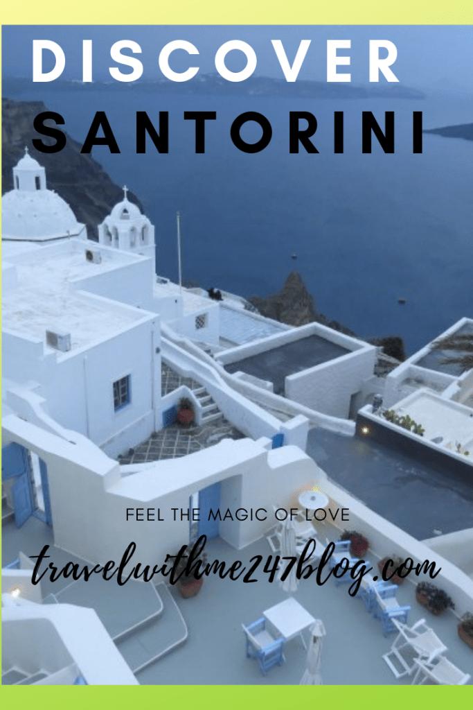 Discover Volcanic Santorini