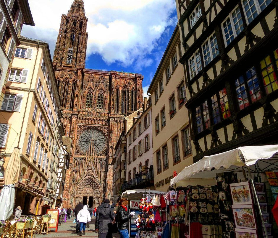visit to strasbourg from paris travel with me 24 x 7. Black Bedroom Furniture Sets. Home Design Ideas