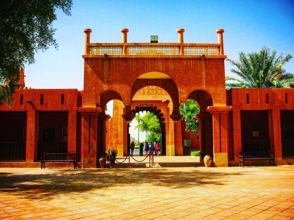 Explore Al-ain Attractions