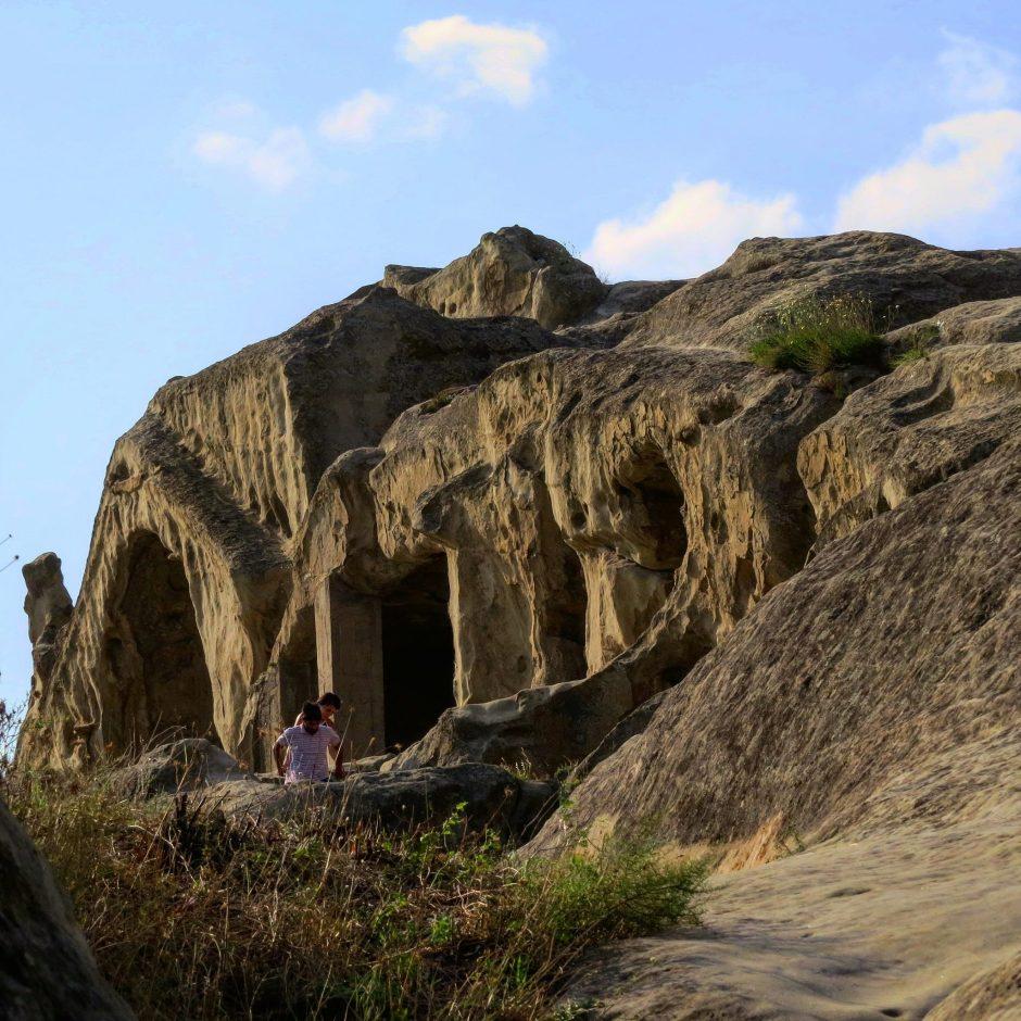 Uplistsikhe Cave Town Tour - Georgia