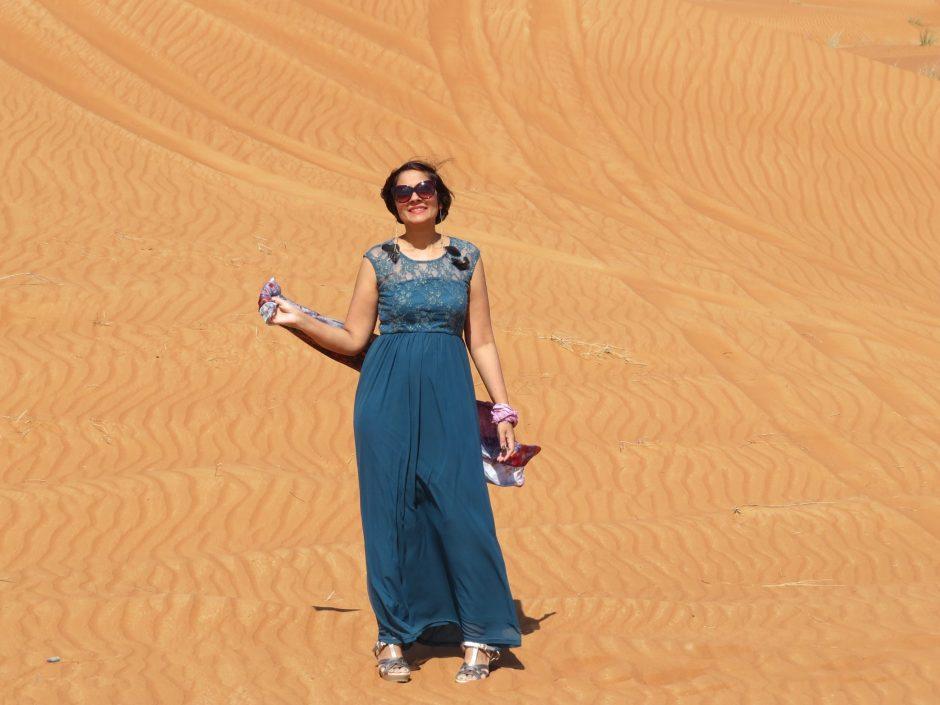 Explore Mleiha deserts