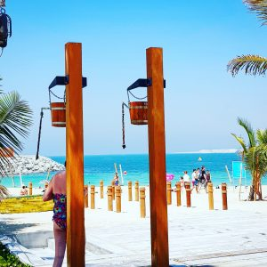 Eclectic Beachfront of Dubai – La Mer Beach