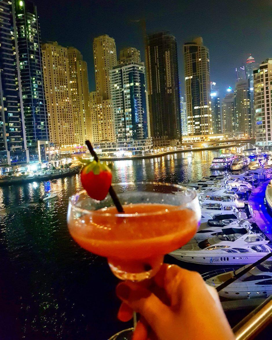 Taste Greek and Mexican Flavors in Dubai