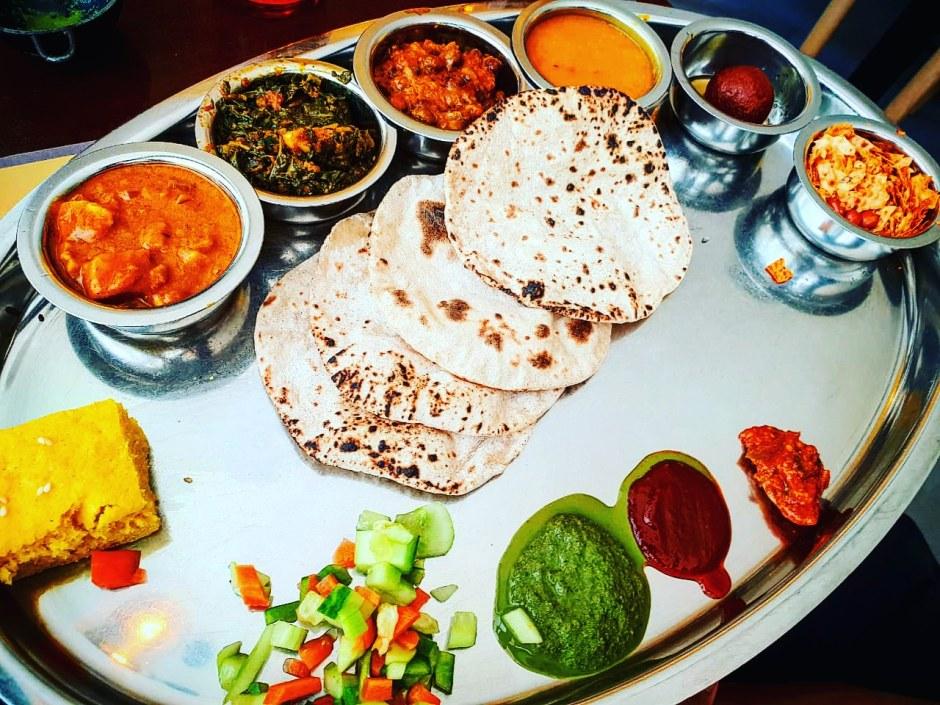 Rajdhani street JLT, Dubai- Indian street food fusion