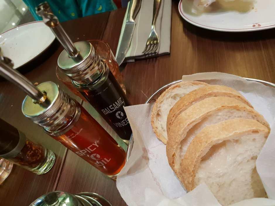 Fine Dining at LUIGIA – The Best of Italy Rixos Premium JBR, Dubai