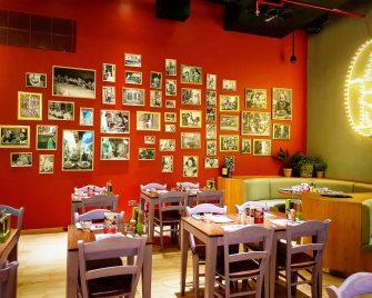 Fine Dining at LUIGIA The Best of Italy Rixos Premium JBR Dubai