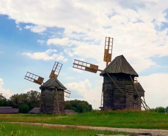 Pirogovo Open Air Museum