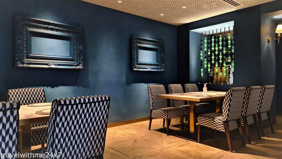 Best Indian restaurant in Dubai - tresind