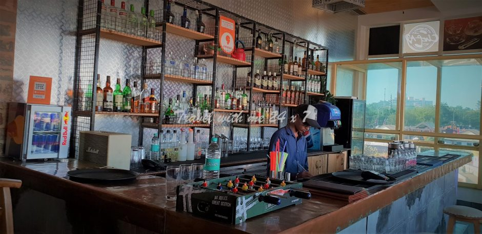 Quirky Dining at RAW The Restrobar by Chef AJ, Bhopal