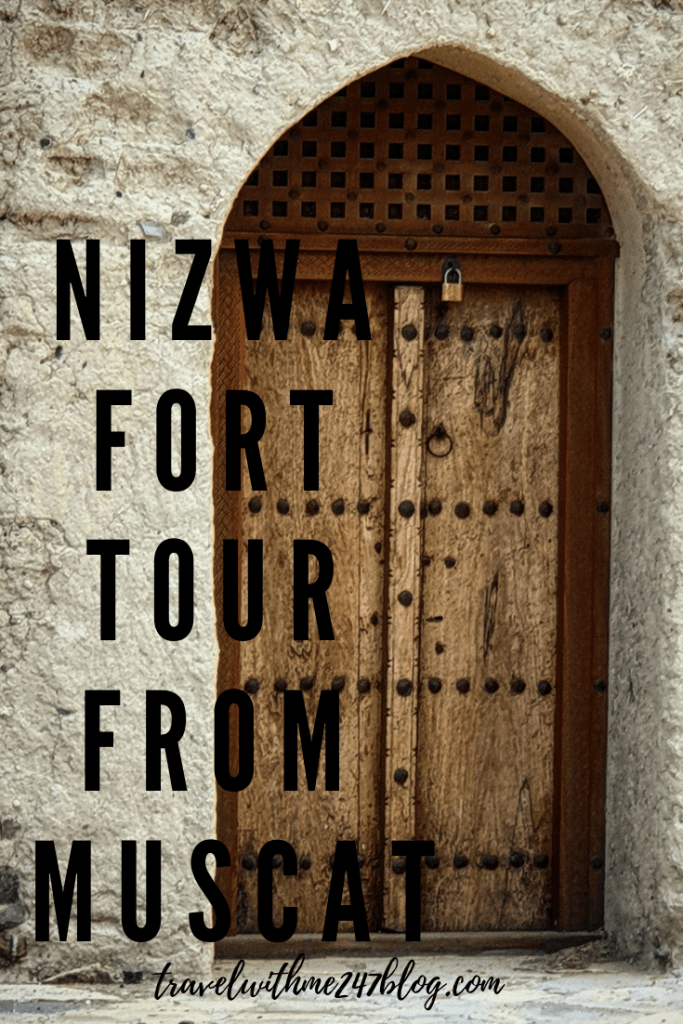 Nizwa Fort tour from Muscat