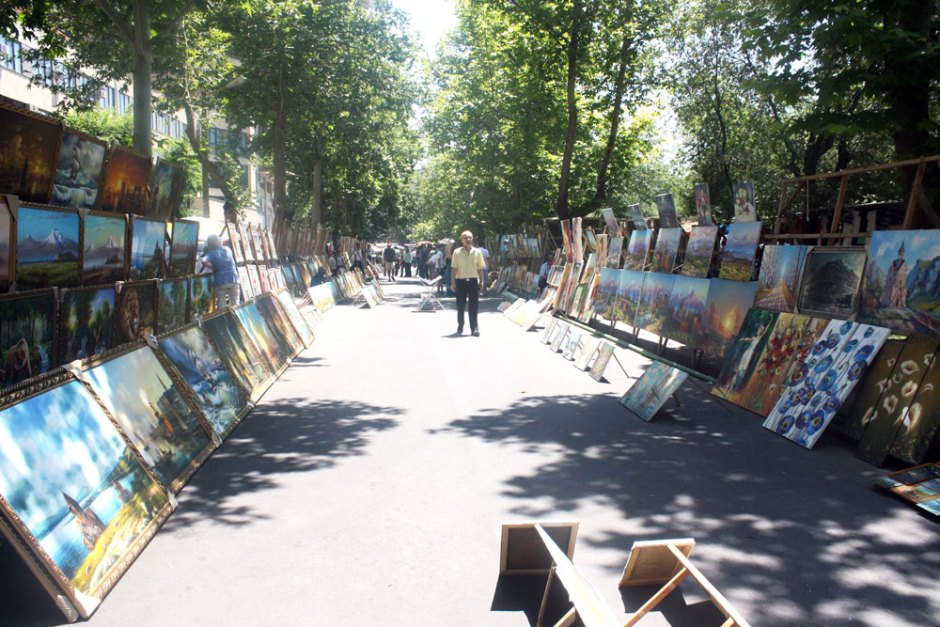 Yerevan Guide